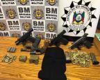 Grupo é preso por sequestrar e usar casal como escudo humano durante execução de rivais Polícia Civil / Divulgação/Divulgação