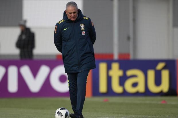 """Luciano Périco: """"Jogo contra a Alemanha é uma prova de fogo"""" Pedro Martins/MoWA Press,Divulgação"""