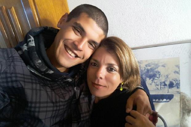 Mãe recebe laudo pericial do IGP somente três meses após morte do filho, em Bagé Arquivo Pessoal / Leitor/DG/Leitor/DG