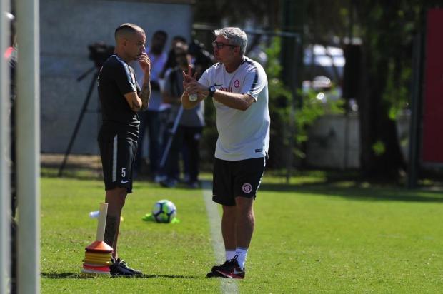 """Neto Fagundes: """"O negócio é fazer o que o professor pede"""" Fernando Gomes/Agencia RBS"""