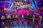 Estreia segunda temporada de 'Show dos Famosos' no Domingão do Faustão Reprodução/TV Globo