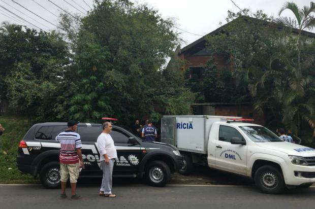 Homem mata a mulher e o sogro a facadas na zona norte de Porto Alegre Vitor Rosa / Agência RBS/Agência RBS
