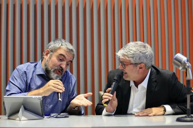 "Odair: ""O torcedor do Inter compreendeu que a gente adquiriu uma maneira de jogar"" Anselmo Cunha/Agencia RBS"