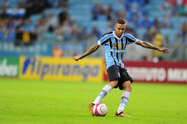 """Cacalo: """"Semifinal foi mais difícil do que as quartas de final para o Grêmio"""" Carlos Macedo/Agencia RBS"""