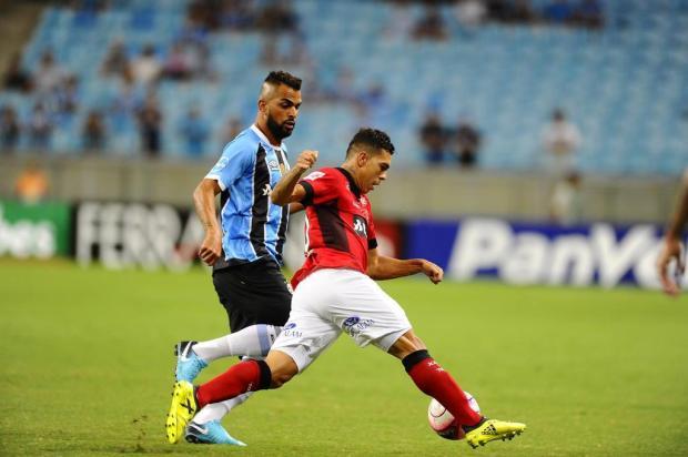 """Luciano Périco: """"Merecimento na final do Gauchão"""" André Ávila/Agencia RBS"""