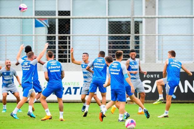 """Luciano Périco: """"Quem será o campeão gaúcho?"""" Omar Freitas/Agencia RBS"""