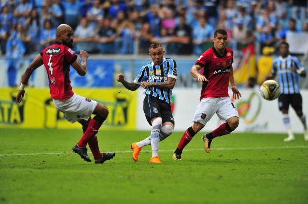 """Cacalo: """"Dificilmente o Grêmio deixará de ser campeão"""" Carlos Macedo/Agencia RBS"""
