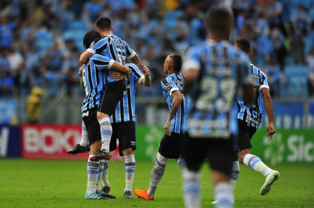 """Guerrinha: """"Grêmio já pode comemorar o título do Gauchão"""" Carlos Macedo/Agencia RBS"""