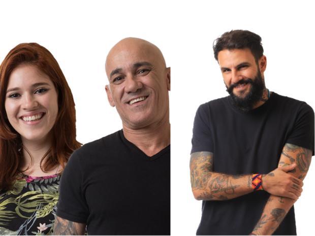 Wagner e família Lima formam o décimo Paredão do BBB18 TV Globo / Divulgação/Divulgação