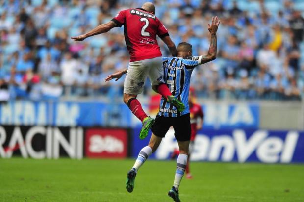 """Cacalo: """"Luan, um jogador de sorte"""" Carlos Macedo/Agencia RBS"""