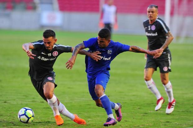 Inter empata jogo-treino com São José, e Odair encaminha time para a Copa do Brasil Robinson Estrásulas/Agencia RBS
