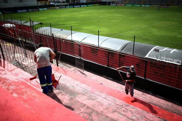 """Luciano Périco: """"Só falta ao Grêmio confirmar o título"""" Jefferson Botega/Agencia RBS"""
