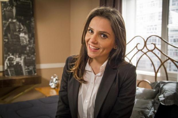 Mônica Iozzi ironiza juiz Sérgio Moro e ministros do STF após Lula ter prisão decretada Marilia Cabral/TV Globo/Divulgação