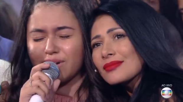 """Eduarda Brasil vence a terceira temporada do """"The Voice Kids""""; veja os principais momentos da final TV Globo / Reprodução/Reprodução"""