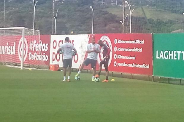 """Neto Fagundes: """"Hora do Inter acertar os ponteiros para o Brasileirão"""" André Silva / Agência RBS/Agência RBS"""