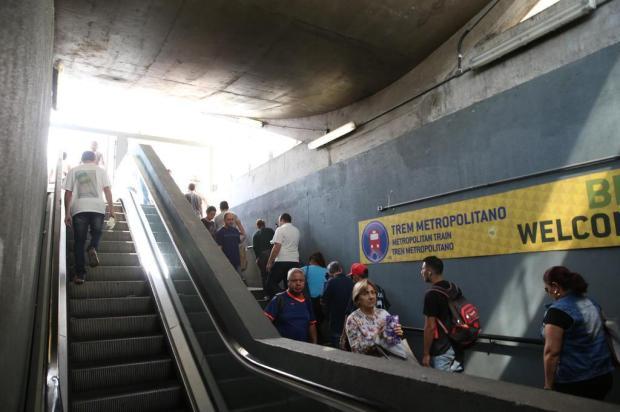 Trensurb: tarifa quase dobrou, mas a qualidade do serviço... Fernando Gomes/Agencia RBS
