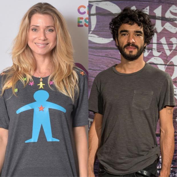 Caio Blat será filho de Letícia Spiller em novela. Saiba como isso será possível TV Globo / Divulgação/Divulgação