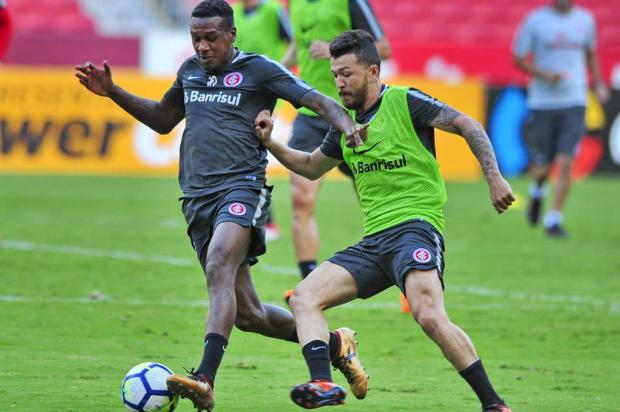 Fim da espera! Inter volta a campo nesta quarta-feira para enfrentar o Vitória Robinson Estrásulas/Agencia RBS