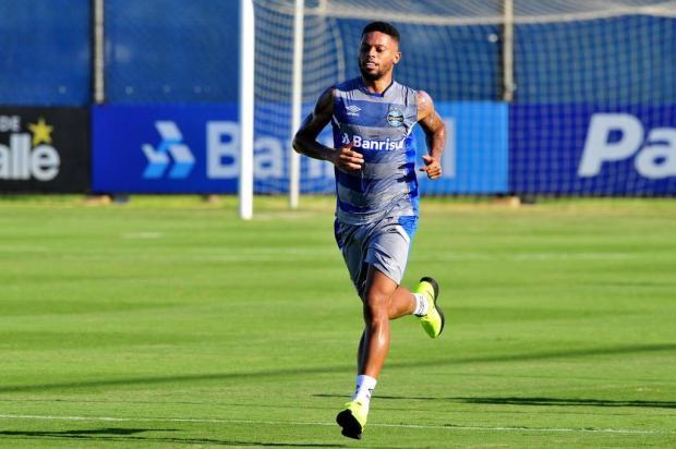 André será o quinto centroavante de Renato Portaluppi no Grêmio Robinson Estrásulas/Agencia RBS