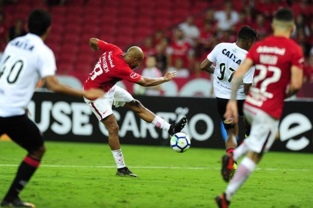 Guerrinha: uma vitória que caiu do céu para o Inter André Ávila/Agencia RBS