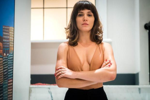 """Michele Vaz Pradella: """"Clara não tem vontade própria?"""" Raquel Cunha/TV Globo/Divulgação"""