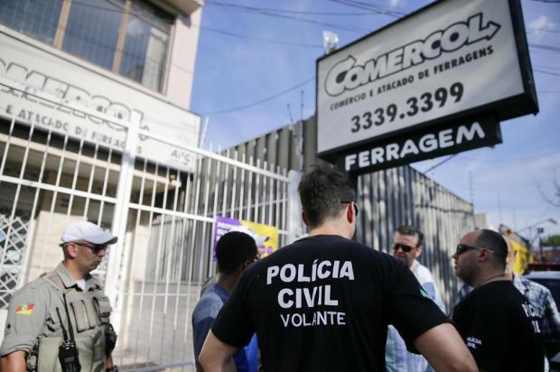 Idoso dono de ferragem é morto em assalto no bairro Jardim Botânico, em Porto Alegre Félix Zucco/Agencia RBS