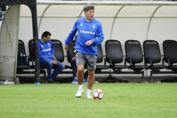 """Cacalo: """"Grêmio começa o Brasileirão entre os candidatos ao título"""" Ronaldo Bernardi/Agencia RBS"""