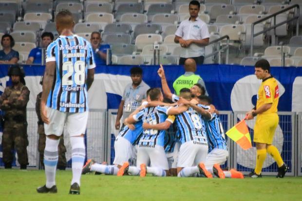 "Cacalo: ""O Grêmio está derrubando as teses"" Dudu Macedo/Fotoarena / Lancepress/Lancepress"
