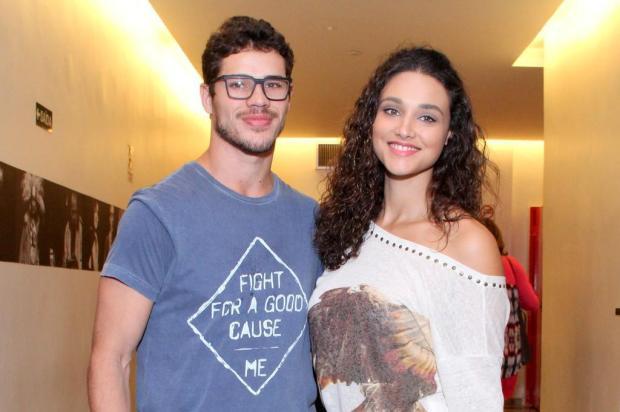 Nasce Bella, primeira filha do casal Débora Nascimento e José Loreto Alex Palarea/AgNews