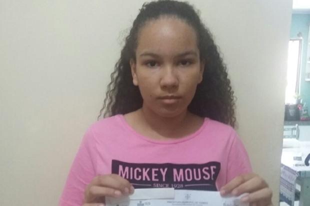 Menina espera por exames há mais de um ano, em Viamão Arquivo Pessoal / Leitor/DG/Leitor/DG