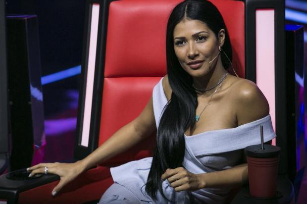 Com foto de topless, Simaria relembra viagem às Maldivas Divulgação/Globo/Divulgação/Globo