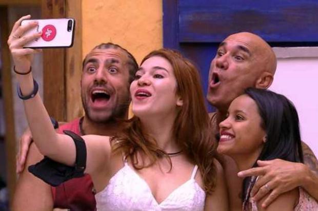 """""""BBB 18"""": veja quem é o favorito nas enquetes para vencer o programa Reprodução/Globo"""