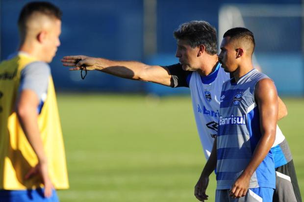 """Guerrinha: """"Tem tudo para ser um jogão na Arena"""" Lauro Alves/Agencia RBS"""