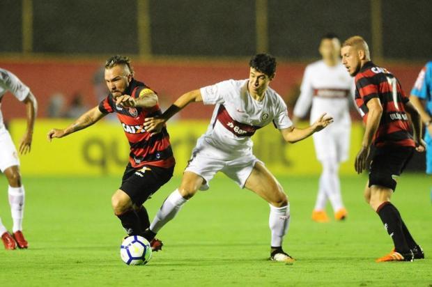 """Luciano Périco: """"O Inter não mereceu se classificar"""" Ricardo Duarte/SC Internacional"""