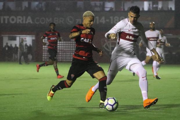 """Guerrinha: """"Inter abriu mão de enfrentar um rival nada assustador"""" Maurícia da Matta / Divulgação EC Vitória/Divulgação EC Vitória"""