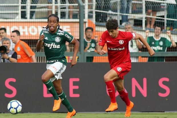 Em jogo com lances polêmicos, Inter perde para o Palmeiras Luis Moura / WPP / Agência Lancepress!/Agência Lancepress!