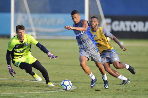 """Luciano Périco: """"Grêmio deve ter jogadores preservados contra o Goiás"""" Lauro Alves/Agencia RBS"""