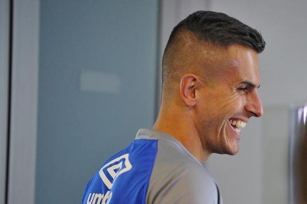 """Cacalo: """"Faltaram três nomes na lista da Seleção para a Copa do Mundo"""" Fernando Gomes/Agencia RBS"""