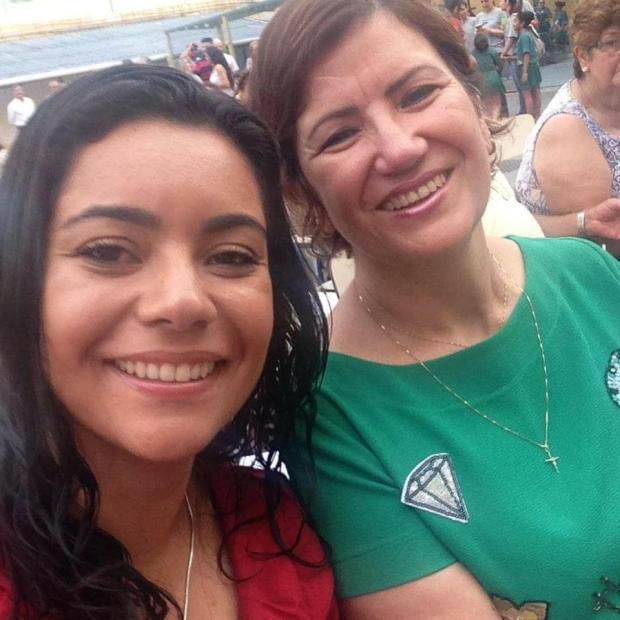 Homem é indiciado por matar ex-companheira e sogra em apartamento em Porto Alegre Facebook/Reprodução