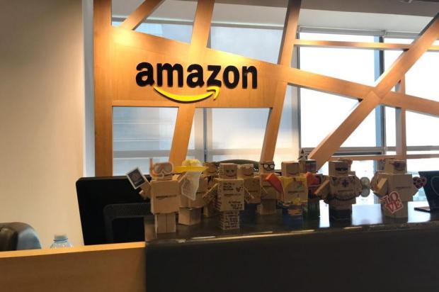 Amazon abre inscrições para programa de estágio Amazon/Divulgação