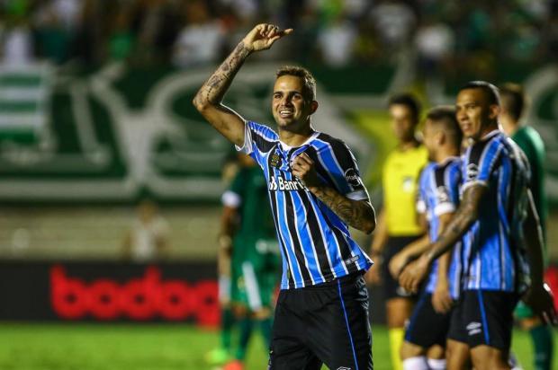 """Luciano Périco: """"Grêmio está com a vaga na mão"""" LUCAS UEBEL/Divulgação"""