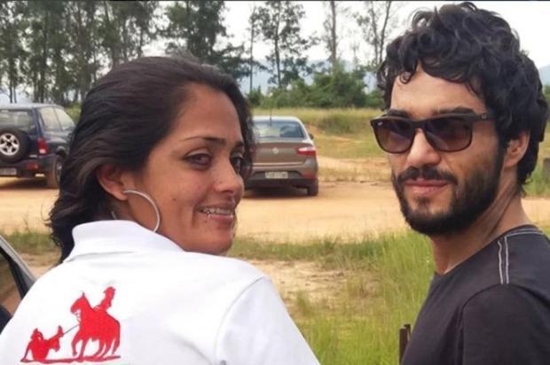 Caio Blat se defende após ser acusado de machismo por Maria Casadevall Instagram/Reprodução