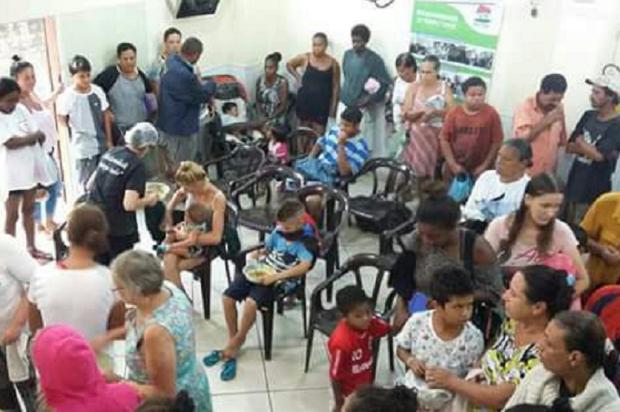 Casa da Sopa ganha novos apoiadores após reportagem do Diário Gaúcho, na Capital Arquivo Pessoal / Leitor/DG/Leitor/DG