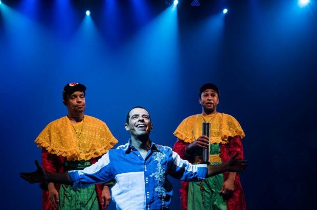 Musical sobre Zeca Pagodinho estreia em Porto Alegre Victoria Dannemann/Divulgação Opus