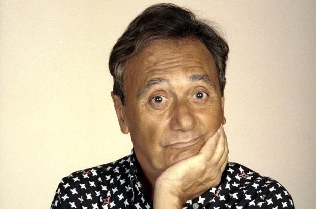 Humorista Agildo Ribeiro morre aos 86 anos Ver Descrição/Ver Descrição
