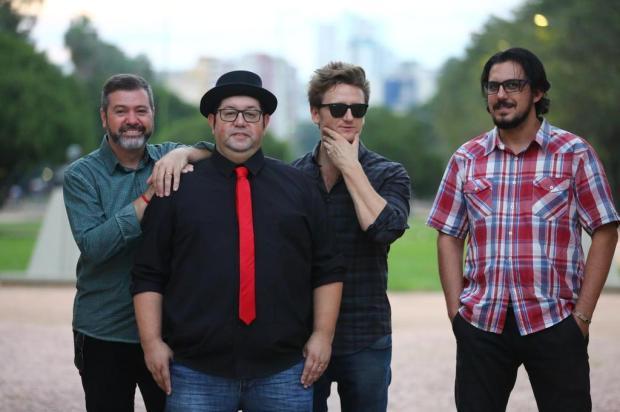 Banda de Camaquã tenta manter vivo o clássico rock gaúcho Félix Zucco/Agencia RBS