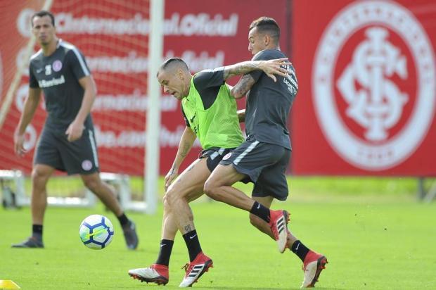 """Neto Fagundes: """"O time deles é melhor, mas quem sabe..."""" Fernando Gomes/Agencia RBS"""