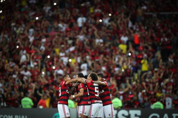 """Neto Fagundes: """"O meu Flamenguinho"""" Gilvan de Souza / Flamengo/Divulgação/Flamengo/Divulgação"""
