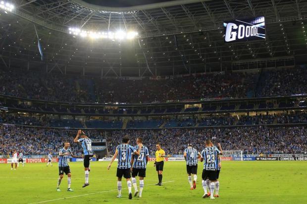 """Cacalo: """"As críticas devem ser ao lamentável calendário do futebol brasileiro"""" Mateus Bruxel/Agencia RBS"""