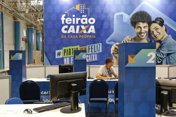 Feirão da Caixa começa nesta sexta-feira com mais de 9 mil imóveis a partir de R$ 117 mil André Feltes/Especial